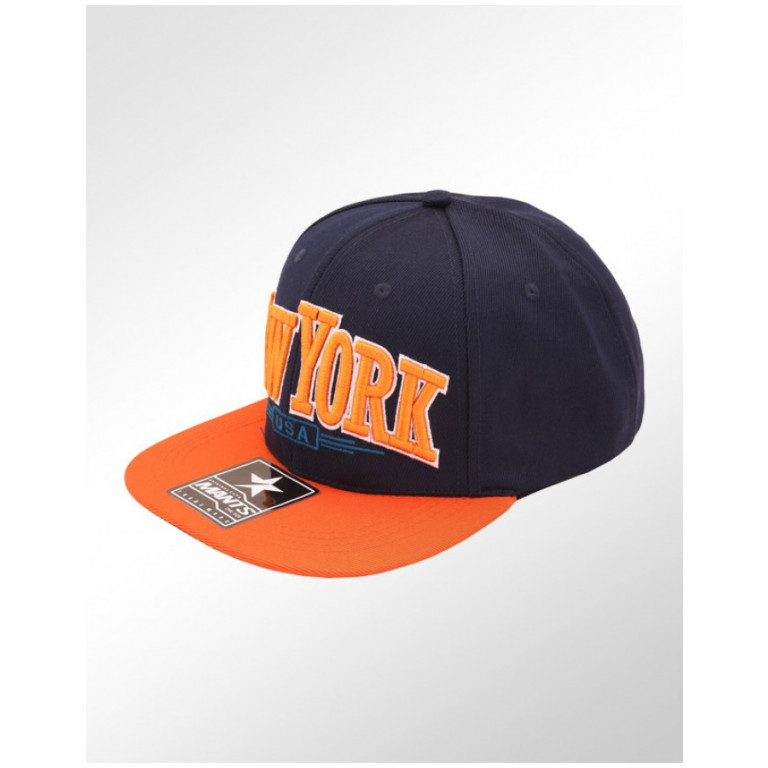 dae9f2a6f2723 Boné Snapback Aba Reta Mants New York USA