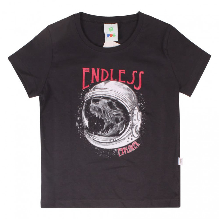 Camiseta Bebê Hering Kids Endless Explorer (1/2/3)