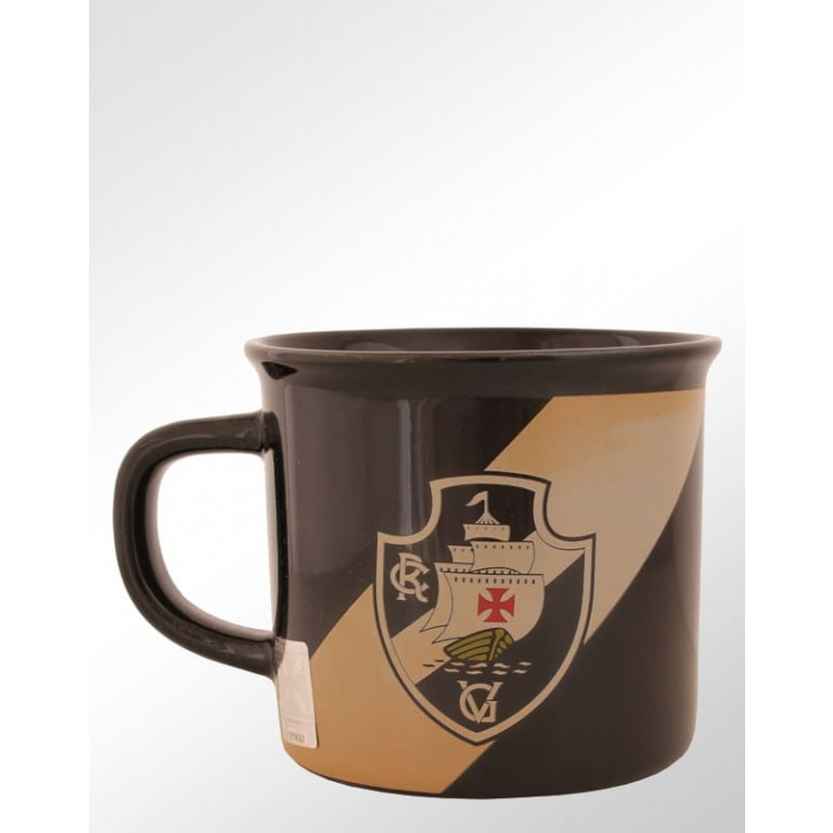 Caneca de Porcelana do Vasco 400 ml