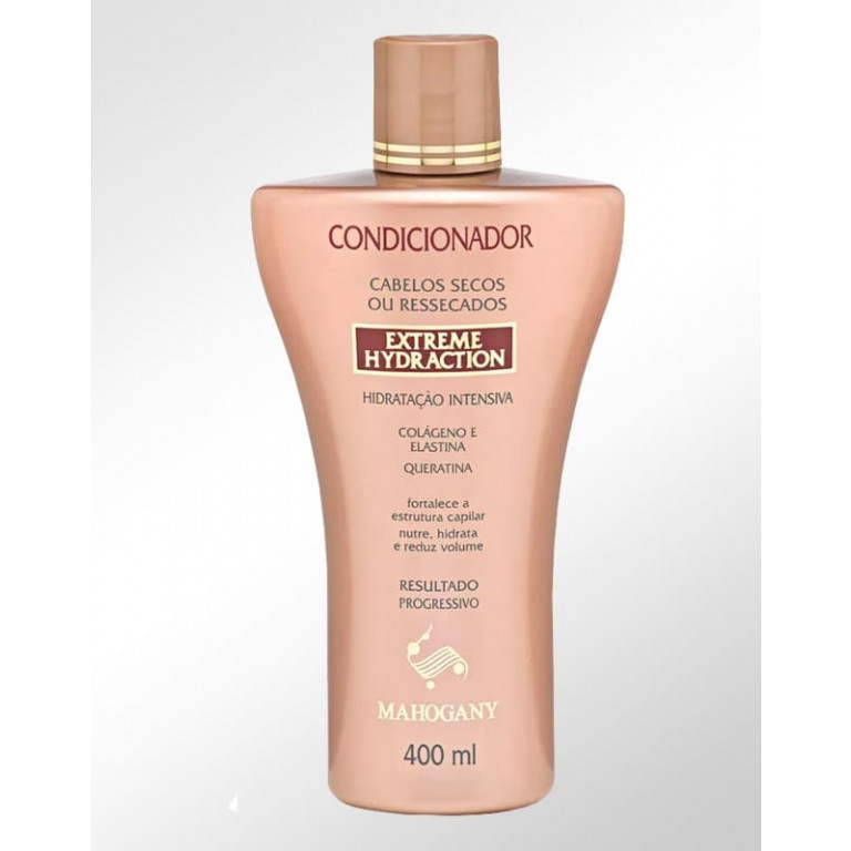 Condicionador Mahogany Extreme Hydraction 400 ml