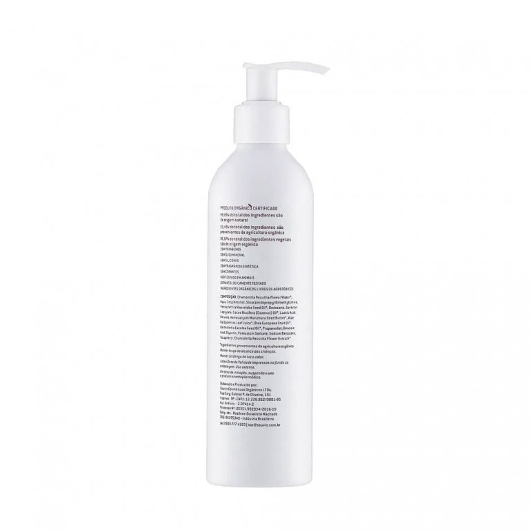 Condicionador Orgânico Souvie Gestante 250ml