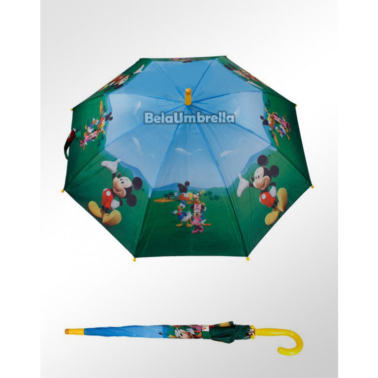 Guarda Chuva Sombrinha Infantil Disney Mickey